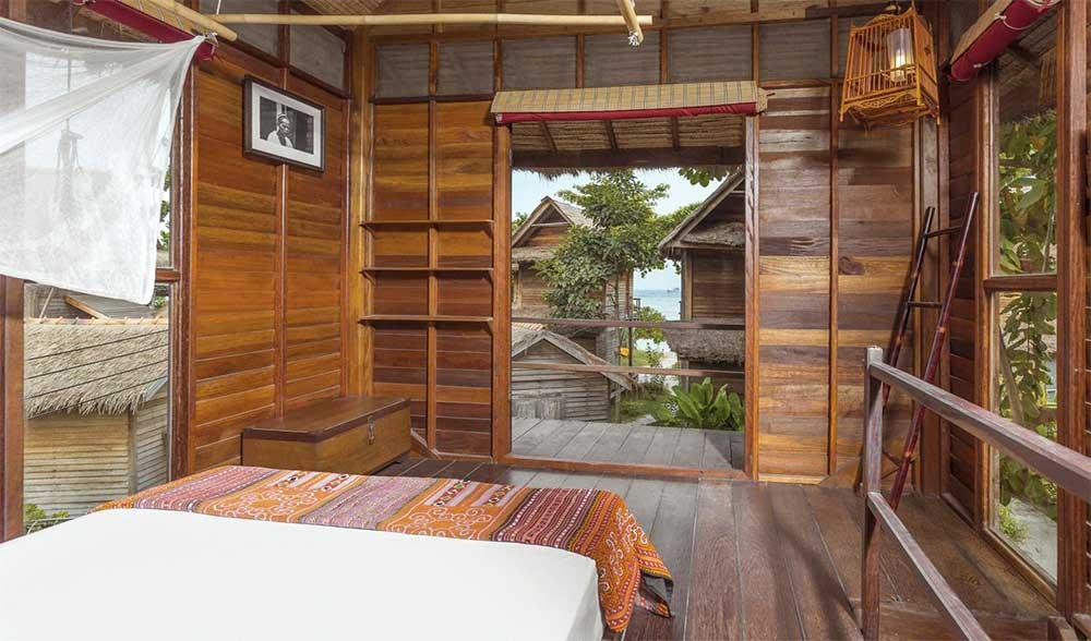 Camera da letto Castaway Resort Koh Lipe