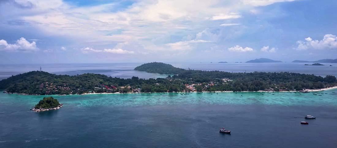 Koh Lipe, le Maldive della Thailandia