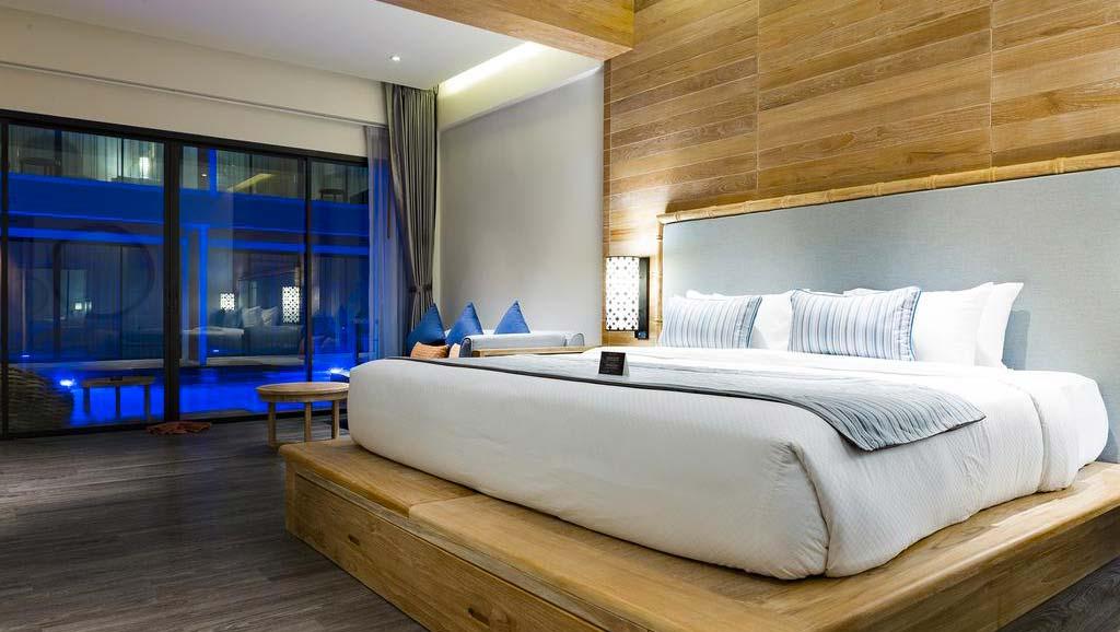 Camera da letto (foto Booking.com)