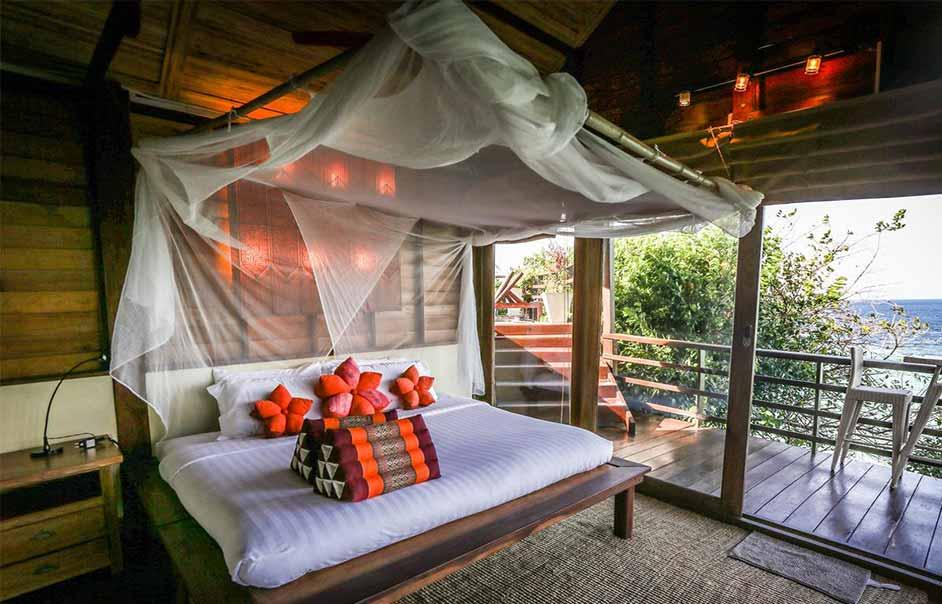 Letto matrimoniale Serendipity Resort