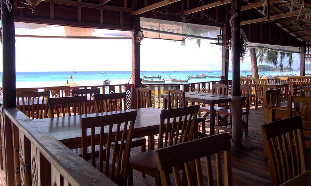 Ristorante Coco Beach Bungalows